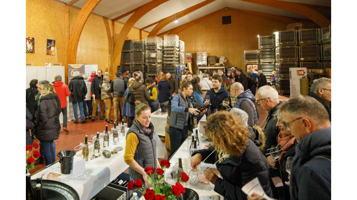 Open days at the domaine